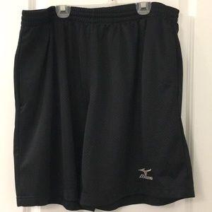 Mizuno men's athletic shorts